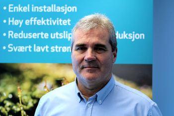 Jan Henning Legreid er Salgs- og teknisk ansvarlig i Blue Ocean Technology. Foto: Blue Ocean Technology.