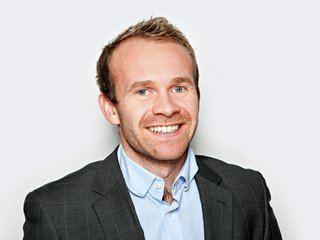 Henrik Widswang Horjen har blant annet jobbet som journalist i Norsk Fiskeoppdrett/Kyst.no. Foto: Sjømat Norge