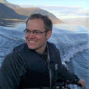 Truls Olsen går fra Nordnorsk Smolt til daglig leder i Lødingen Fisk. Foto: privat/LinkedIn.