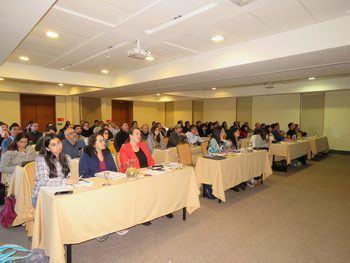 Asistentes al taller organizado por Intesal.