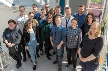 Ansatte i Fiskeridirektoratet som har jobbet med utviklingstillatelser. Foto: Vegard Oen Hatten / Fiskerdirektoratet.