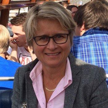 Trine Danielsen fra Blue Planet organiserer programmet Marin Overvåkning. Foto: Privat.