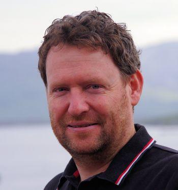 Kristian Johnsen er daglig leder i LetSea. Foto: Kjell Hansen.