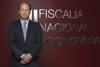 Fiscal nacional económico, Ricardo Riesco. Foto: FNE.