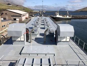 Fôrflåten er også miljøvennlig og spesielt tilpasset vanskelige værforhold. Foto: JT electric.