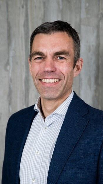 CEO Robert Hundstad i Nofitech. Foto: Nofitech.