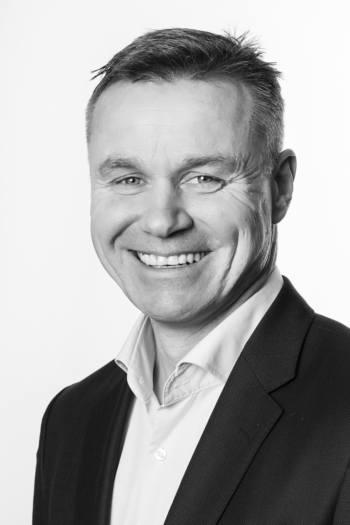 Daglig leder Nils Arne Grønlie i PHARMAQ Analytiq. Foto: Pharmaq Analytiq