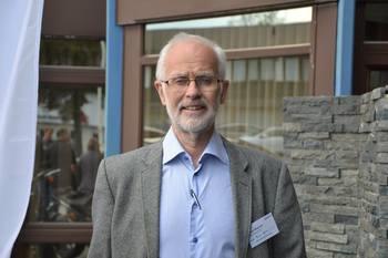 Erlend Waatevik har et stort engasjement for rensefisk, og er et fast innslag på rensefiskkonferansen. Foto: Margarita Savinova