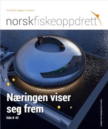 Norsk Fiskeoppdrett nr 5 2019.