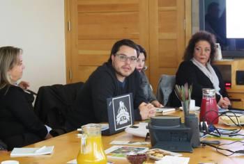 José Manuel Correa, director Ejecutivo de Endeavor Chile, valoró el potencial de cada proveedor. Foto: Salmonexpert.