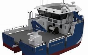 Illustrasjonsfoto: Sandsøy Servicebåt AS.