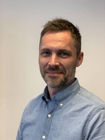 Øyvind Nymark er CEO i Smir. Han sier at de ønsket seg et tradisjonelt norsk navn på selskapene i konsernet. Foto: Hydrolicer