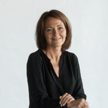 Line Ellingsen, leder i Ellingsen Seafood. Foto: Ellingsen Seafood