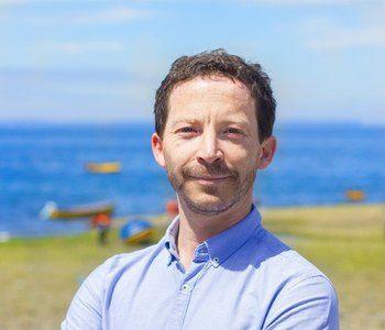 Carlos Odebret, presidente de la Asociación de Salmonicultores de Magallanes.