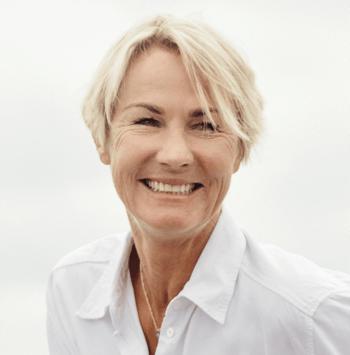 Styreleder i Norled Elisabeth Grieg mener den nye administrerende direktør Heidi Wolden har solid ledererfaring og den nødvendige forretningsmessige forståelsen som kreves i Norleds konkurranseintense næring. Foto: Anne Valeur.