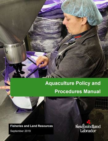 NL's Aquaculture Policies and Procedures Manual has been revised to ensure fish farmers must publicly report incidents such as die-offs.