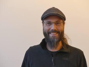 Vidar Onarheim, daglig leder i Aqkva. Foto: Margarita Savinova.