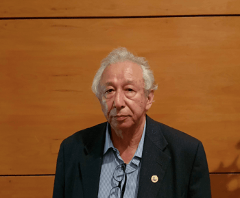 Dr. Ricardo Galleguillos, jefe del proyecto. Foto: Salmonexpert.