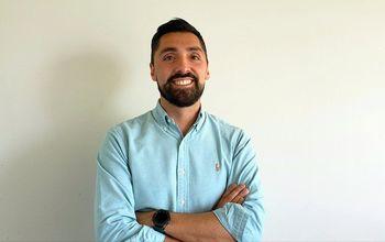 David Garrido, gerente Técnico de Salmones Aysén. Foto: Salmones Aysén.
