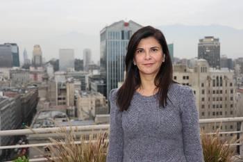 Paulina Valderrama, Directora General (S) de Prochile. Imagen: Prochile.