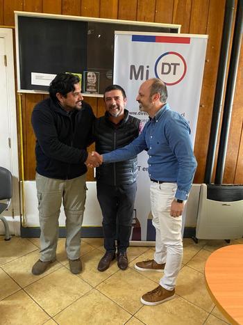 Badinotti Services Aysén se inauguró formalmente a inicios de enero, tras haber sido adquirida a mediados del 2019 por el grupo. Imagen: Badinotti.