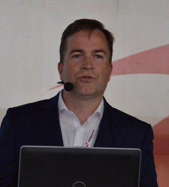 Kjartan Ólafsson argumentó que las pérdidas están dentro de los límites proyectados.