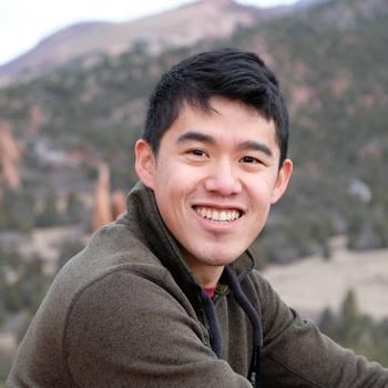 Daglig leder i Manolin, Tony Chen, ønsker at oppdrettere får maksimal nytte av dataene som de samler inn. Foto: Manolin.