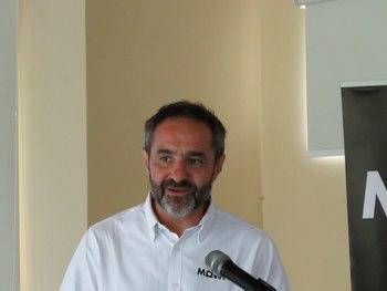 Álvaro Pérez, gerente de Licencias y Medioambiente de Mowi Chile. Foto: Salmonexpert.