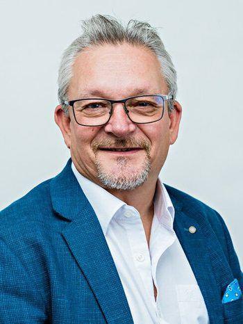 Jan Inge Johannesen, salgssjef hos Hydroniq Coolers. Foto: Hydroniq Coolers.