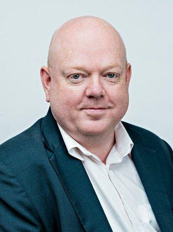 Hans Robert Almestad, salgs- og markedsdirektør hos Hydroniq Coolers. Foto: Privat.