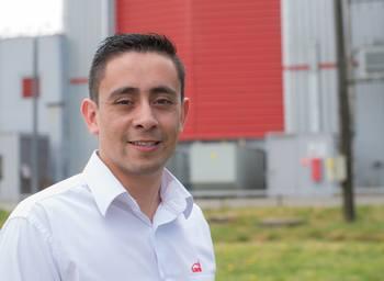 Jaime Alarcón, Jefe Área Modelación y Analítica del Departamento de Asistencia Técnica de Salmofood.