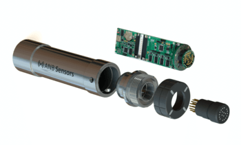 ANB's S series pH sensor is a solid state sensor that is calibration free. Photo: ANB.