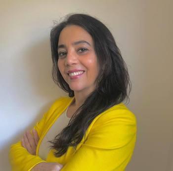 María Lorena Sotomayor es ingeniería acuícolade profesión con más de 20 años de experiencia en salmonicultura. Imagen: Feeding Latinoamérica.