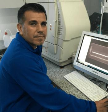 Dr Ruben Avendaño: No sign of isolates in previous study.