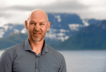 Kaptein André Grøtta. Foto: Nordlaks