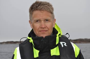 - Til tross for at rømmingen har hatt et svært begrenset omfang, er hendelsen beklagelig, sier Olav-Andreas Ervik, administrerende direktør i Salmar Ocean AS. Foto: SalMar.