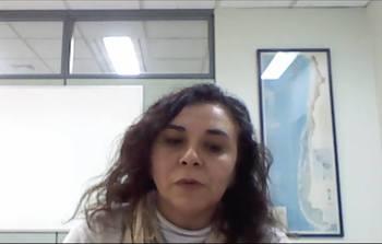 Claudia Rozas, subdirectora de Inocuidad y Certificación de Sernapesca.