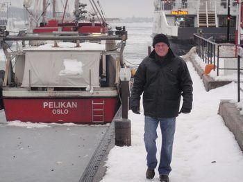 El Dr. Benetti estima que recién el próximo año se considerarán áreas con temperaturas adecuadas para el cultivo salmón en el mar estadounidense. Imagen: Daniel Benetti.