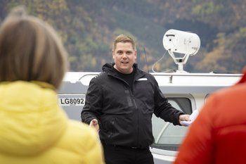 Daglig leder og eier Even Halås Søreide har opplevd stor suksess siden oppstarten av Sordal Aqua Service i 2017. Selskapet har nå 25 ansatte og ambisjoner om videre vekst. Foto: Sordal Aqua