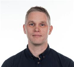 Ørjan Selvik, seniorrådgiver i SINTEF Ocean. Foto: SINTEF Ocean