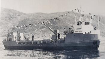 «Fenja Buur» ble det femte og siste skipet i Buur-serien fra Blaalid Slip på Raudeberg. Fartøyet ble overlevert i 1973. Foto: Blaalid Slip & Mek Verksted