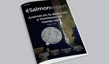 Nueva edición de salmonexpert con renovada imagen.