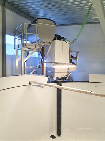 CO2-lufter hos Sisomar. Foto: Sterner AS