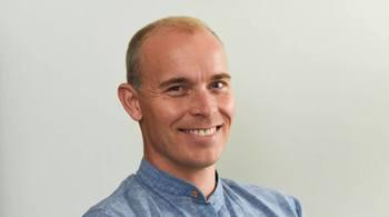 Geir Håvard Espnes teknisk leder i Åkerblå.Foto: Åkerblå.