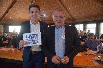 Christian Wikan og Mikal Eines (fra lakseoppdrettselskapet Nekton) er blant de nye aksjonærene i Fishfarming Innovation AS (FFI), hvor Betonmast AS er eiere. Selskapet skal drive med produksjon av betongmerder for lakseproduksjon i sjø.
