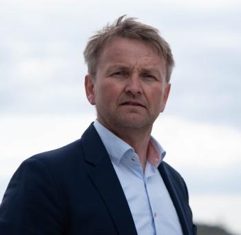 Bjørn Inge Staalesen, daglig leder i Ecofisk. Foto: Ecofisk