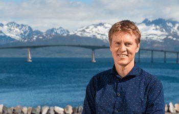 Konsernsjef Eirik Welde. Foto: Nordlaks/Deadline media