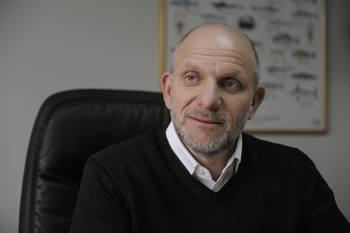 Gerente general de Circular Protein, Andrés Fosk. Foto: Landes.