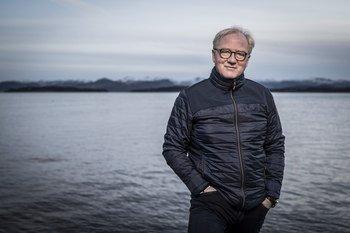 Trond Williksen, konsernsjef i Benchmark sier de endelig kan tilby en sårt tiltreng løsning på problmene havbruket har med lakselus. Foto: Benchmark