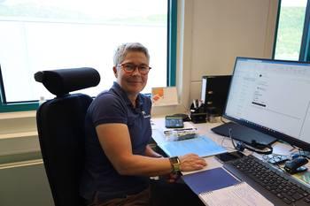 Ann-Kristin Skaugvold, daglig leder i Benchmark Genetics Salten og mangeårig sensor i fagprøver for Akvakultur